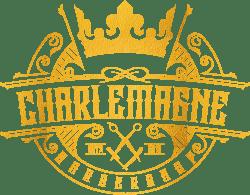 Charlemagne Barbershop Logo