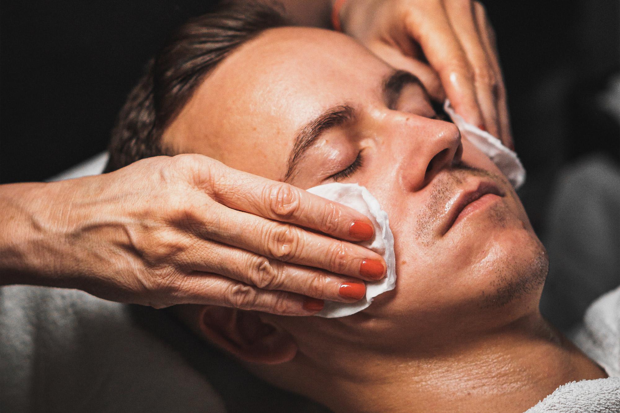 Kosmetik für Herren